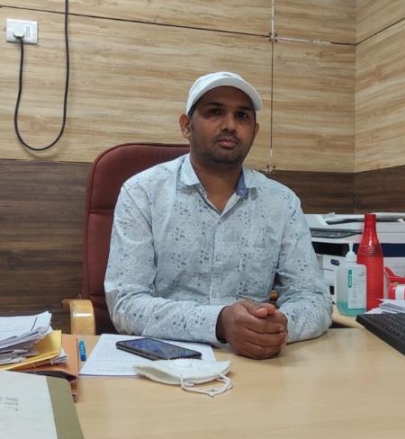 Mr. Yad Ram Meena