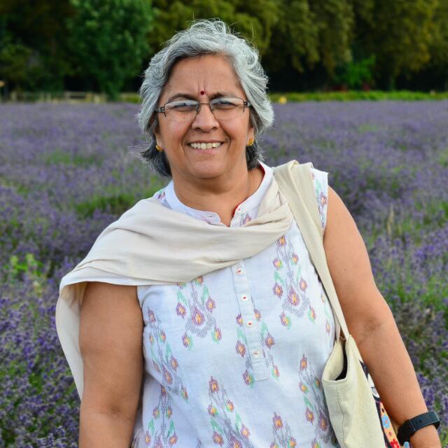 Dr. Sangita Passey, Director, DSEU Maharani Bagh Campus