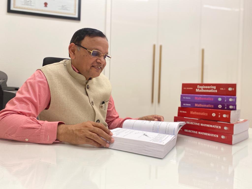 Dr. R.D. Sharma